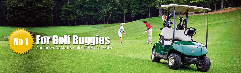 Par 4 Buggies banner
